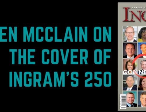 Ken McClain on the Cover of 2021 Ingram's 250